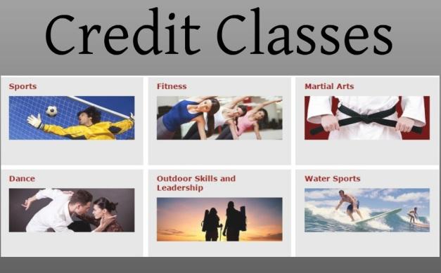 credit classsws